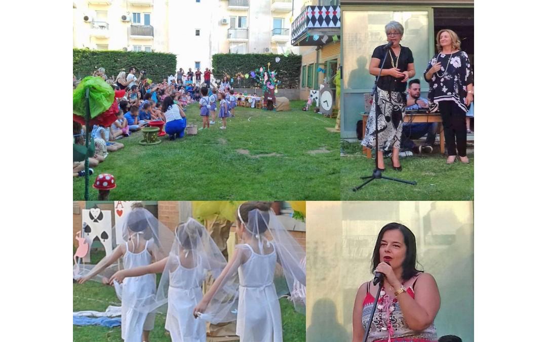 «Η Αλίκη στην χώρα των θαυμάτων» και το «Όνειρο Καλοκαιρινής Νύχτας», με πρωταγωνιστές τα παιδιά του Δημοτικού Παιδικού Σταθμού Μαρκοπούλου!