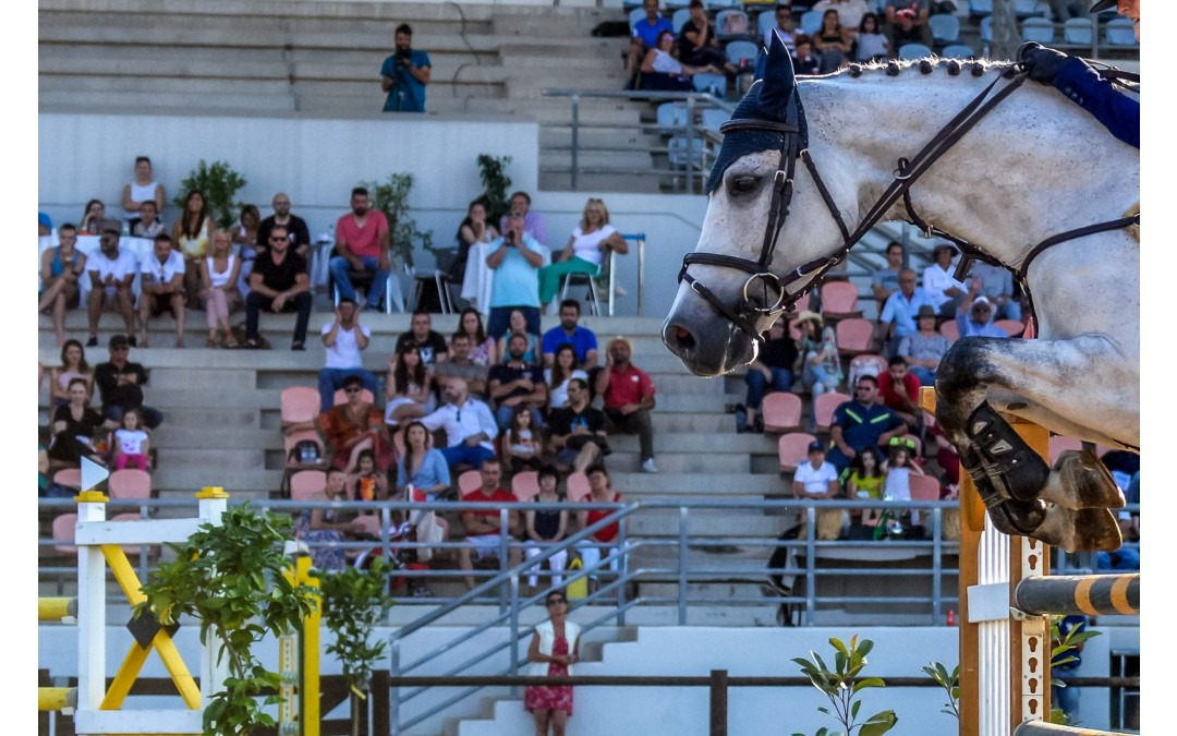 Ελληνική Ομοσπονδία Ιππασίας: «Athens Equestrian Festival» συνέχεια με το Παγκόσμιο Κύπελλο.