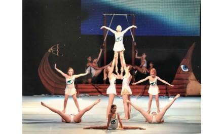 Κατενθουσίασε Κοινό και Κριτές, η συμμετοχή του Ν.Π.Δ.Δ. «Βραυρώνιος»,  στην Πανελλήνια Εκδήλωση Γυμναστικής για Όλους «E.G.O.ASTRO- GYM CONTEST and FESTIVAL» 2018!