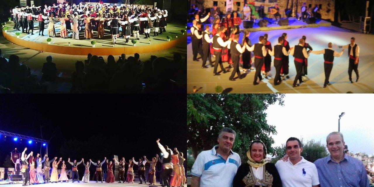 Ανάταση ψυχής προσέφερε στους θεατές, το 2ο Φεστιβάλ Παραδοσιακών Χορών Μαρκοπούλου!