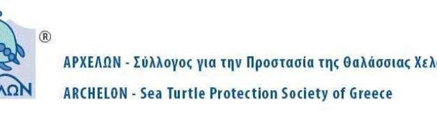 Συστάσεις ΑΡΧΕΛΩΝ αναφορικά με περιστατικά επιθέσεων θαλάσσιων χελωνών στις θαλάσσιες περιοχές Πόρτο Ράφτη και Παλαιά Φώκαια, Αττικής.