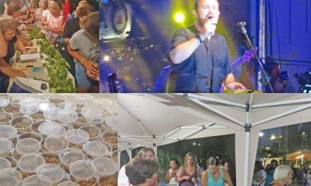 7η Γιορτή Σταφυλιού στον Δήμο Μαρκοπούλου:  Η αυλαία των καλοκαιρινών πολιτιστικών εκδηλώσεων 2018, έπεσε με τον πιο πανηγυρικό τρόπο!