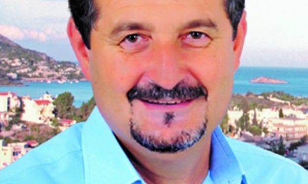 ΓΕΩΡΓΙΟΣ ΑΔΑΜΟΣ: ΑΝΑΚΟΙΝΩΣΗ ΥΠΟΨΗΦΙΟΤΗΤΑΣ ΓΙΑ ΤΟ ΑΞΙΩΜΑ ΤΟΥ ΔΗΜΑΡΧΟΥ ΜΑΡΚΟΠΟΥΛΟΥ
