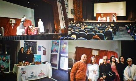 Μικροί και μεγάλοι ονειρευτήκαμε τα όνειρα της «γιαγιάς Παραμυθούς» στο Δημοτικό Κινηματοθέατρο Μαρκοπούλου «Άρτεμις» !