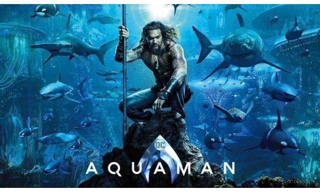 Η φαντασμαγορική ταινία δράσης «Aquaman» και η ταινία κινουμένων σχεδίων «Ο Γκριντς», στο Δημοτικό Κινηματοθέατρο Μαρκοπούλου «Άρτεμις»
