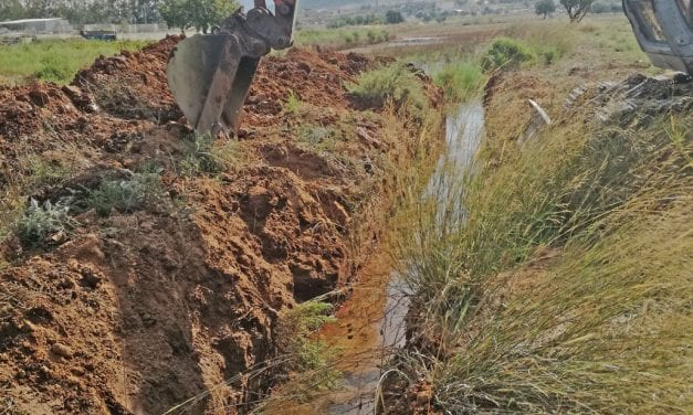 Ολοκληρώθηκε μετά από Εργασίες Μηνών,ο καθαρισμός του Ρέματος του Αγίου Γεωργίου, μήκους πέντε (5)! χιλιομέτρων, από τον Δήμο Μαρκοπούλου!