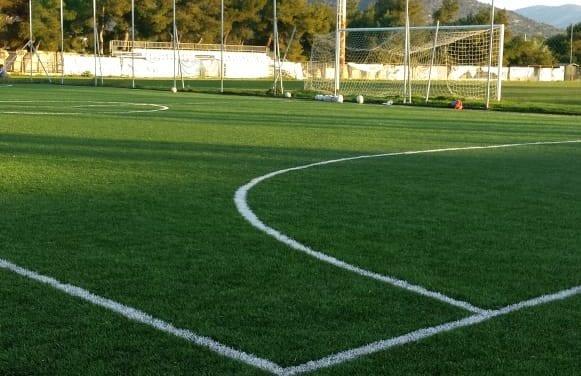 Παραδόθηκε προς χρήση το νέο Γήπεδο Ποδοσφαίρου 5Χ5, του Δημοτικού Σταδίου Μαρκοπούλου!