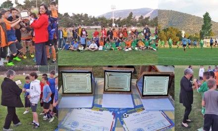 Η ευγενής άμιλλα και ο Αθλητισμός, αναδείχτηκαν νικητές στο 7ο Σχολικό Πρωτάθλημα του Δήμου Μαρκοπούλου!