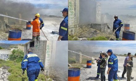 Εκπαίδευση Εργαζομένων του Δήμου Μαρκοπούλου σε θέματα Πυρασφαλείας