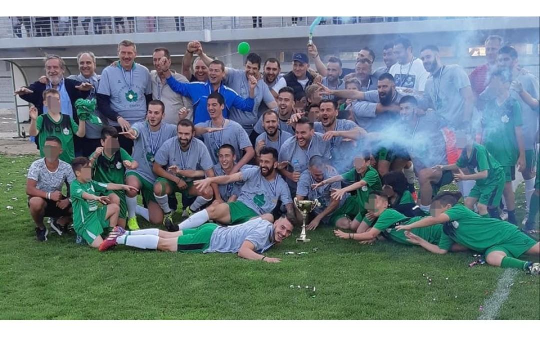 Φιλικός αγώνας ποδοσφαίρου, μεταξύ της Πρωταθλήτριας ΜΑΡΚΟ και επίλεκτων ποδοσφαιριστών της σεζόν 2018-19