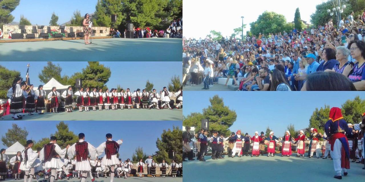 Εντυπωσίασαν οι εμφανίσεις των μικρών Χορευτών στο 16ο Φεστιβάλ Χορού, της Διεύθυνσης Πρωτοβάθμιας Εκπαίδευσης Ανατολικής Αττικής, στο Θέατρο Σάρας.