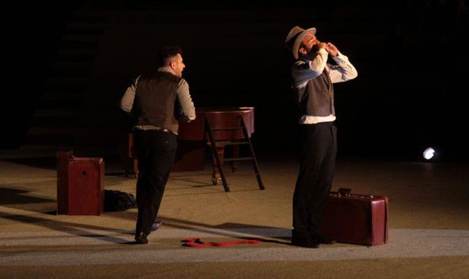 Συγκλονιστική η θεατρική παράσταση «LEMON» στο Θέατρο Σάρας Μαρκοπούλου!