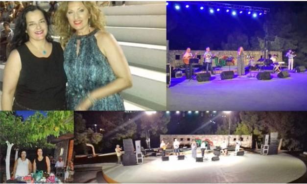 Ενθουσίασε το μουσικό ταξίδι στην Ελλάδα της Στέλλας Καρύδα, στο Θέατρο Σάρας Μαρκοπούλου!