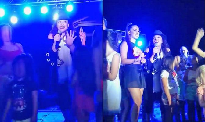 Βρέθηκαν όλοι επί σκηνής, στο μοναδικό live της ξεχωριστής ερμηνεύτριας TEREZA, στην Δημοτική Πλαζ Αυλακίου!