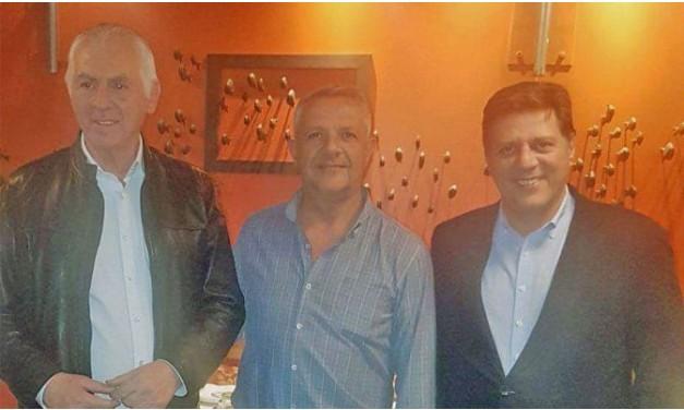 Σε θερμό κλίμα η Συνάντηση του Δημάρχου Μαρκοπούλου με τον Υπουργό Εξωτερικών και τον Δήμαρχο Περιστερίου στο Πόρτο Ράφτη