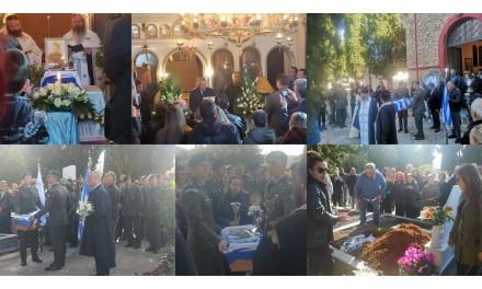 Τελέστηκε με τις πρέπουσες τιμές η κηδεία του Συμπολίτη μας, αγνοούμενου  Κωνσταντίνου Ηλία, πεσόντα κατά την Τουρκική εισβολή στην Κύπρο το 1974.