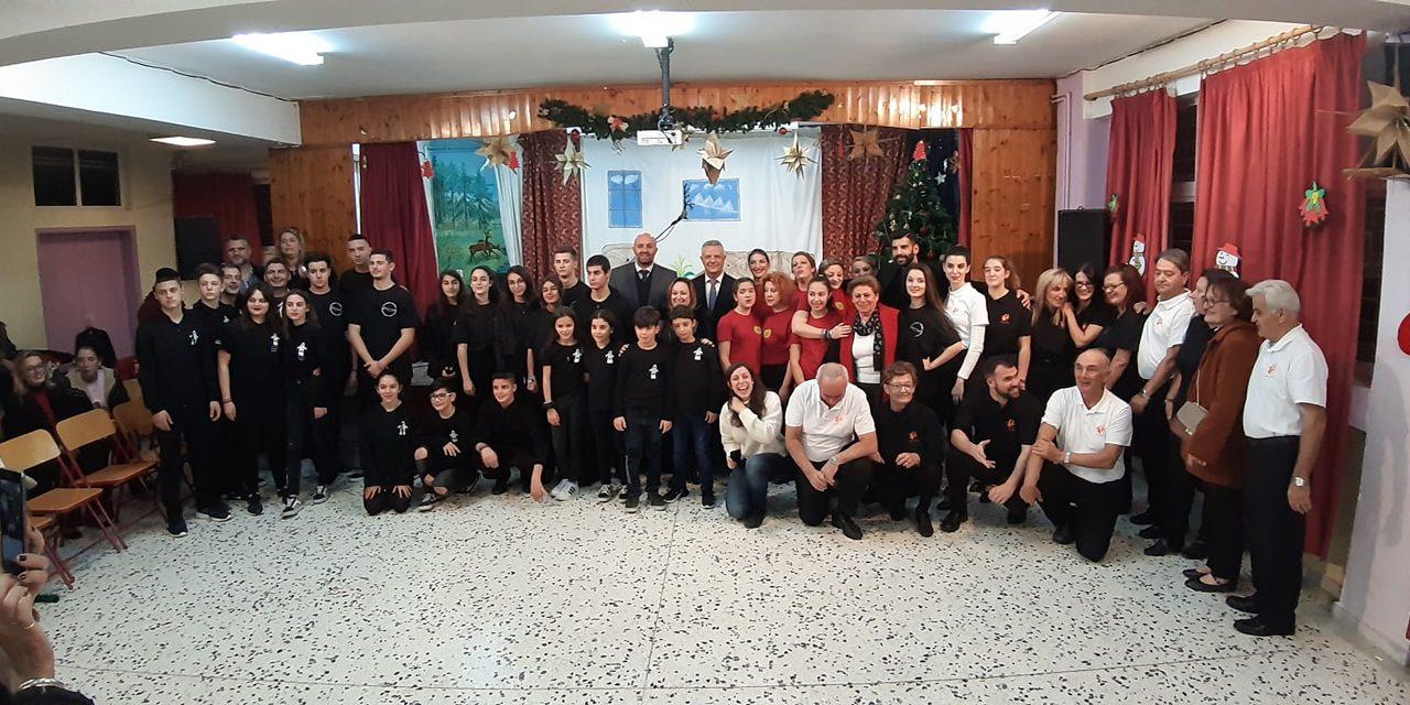 Με μεγάλη επιτυχία πραγματοποιήθηκε το Γλέντι με όλους τους Πολιτιστικούς Συλλόγους!