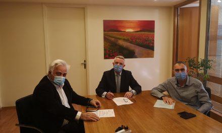 Υπογράφηκε η σύμβαση για την εκτέλεση κατασκευής της Α΄ φάσης του δικτύου αποχέτευσης ακαθάρτων στο Πόρτο Ράφτη!