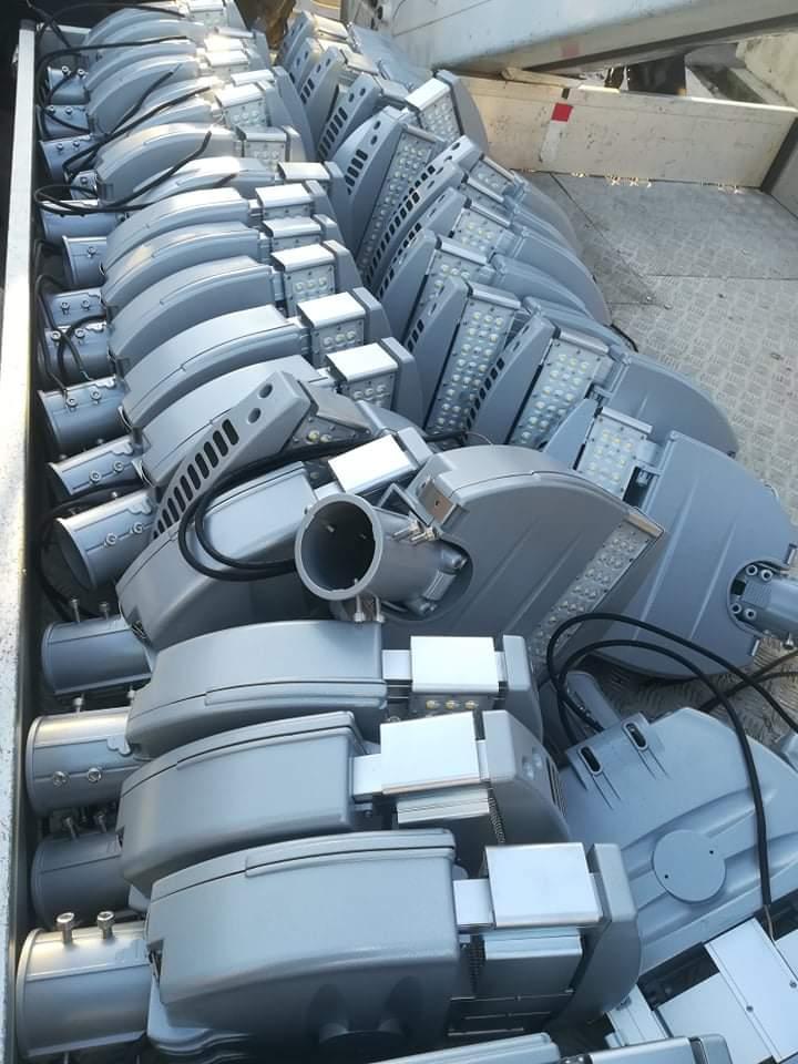 Έναρξη εργασιών εγκατάστασης φωτιστικών LEDταυτόχρονα σε Μαρκόπουλο και Πόρτο Ράφτη
