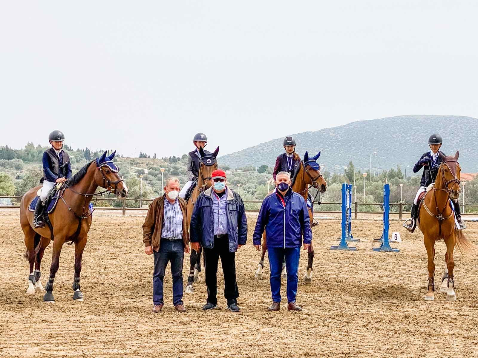 Ελληνική Ομοσπονδία Ιππασίας: 2ος αγώνας Πρόκρισης – Προετοιμασίας στο Μαρκόπουλο!