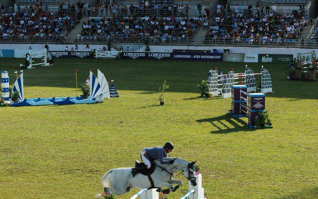 Έναρξη σήμερα για το «Athens Equestrian Festival 2021»!