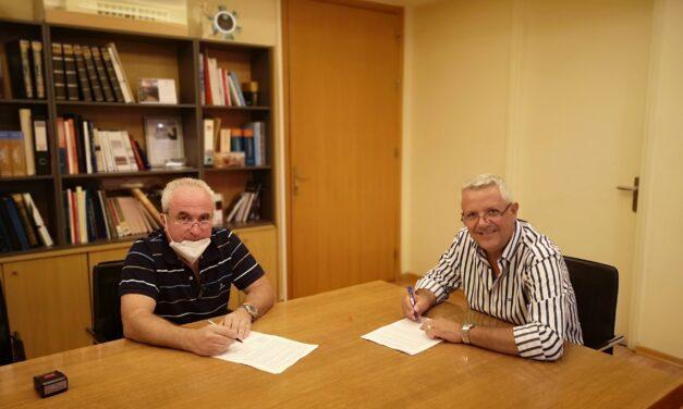 Νέα παιδική χαρά στο Πόρτο Ράφτη, μετά τη σημερινή υπογραφή της σύμβασης κατασκευής του έργου